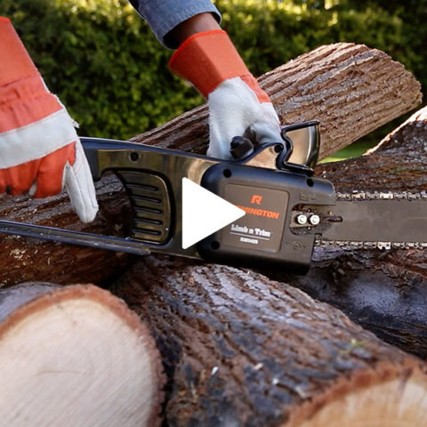Adjusting chain tension for your chainsaw remington power tools the electric chainsaw tool of the lumberjack and you keyboard keysfo Choice Image