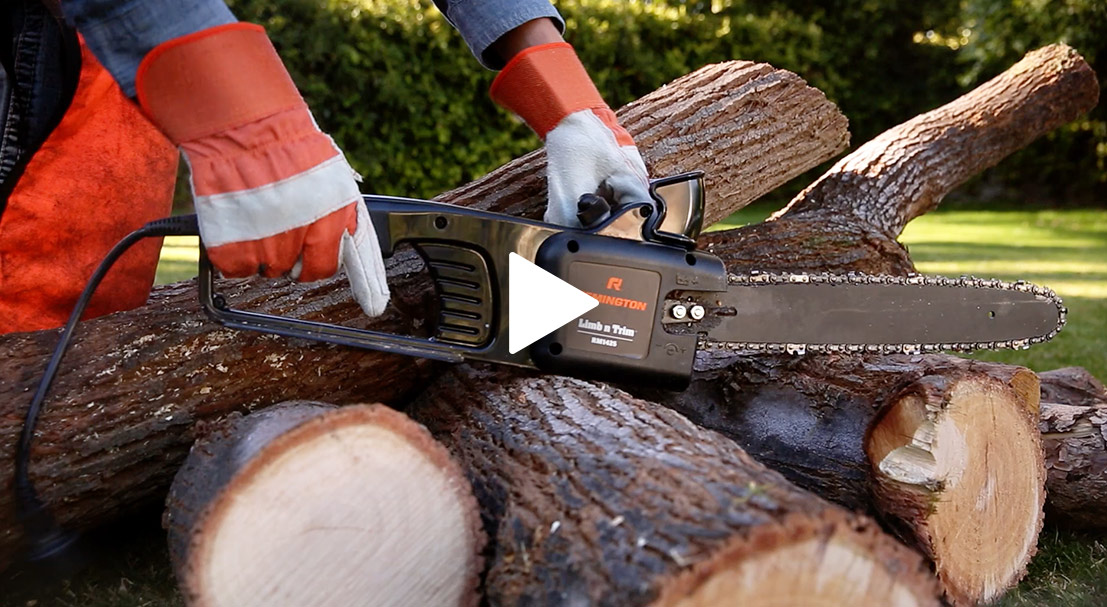 The Electric Chainsaw: Tool of the Lumberjack, and You