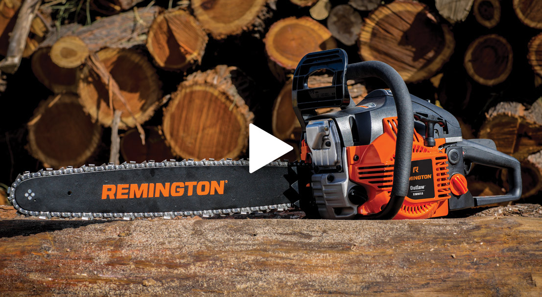 How to Safely Operate a Gas Chainsaw