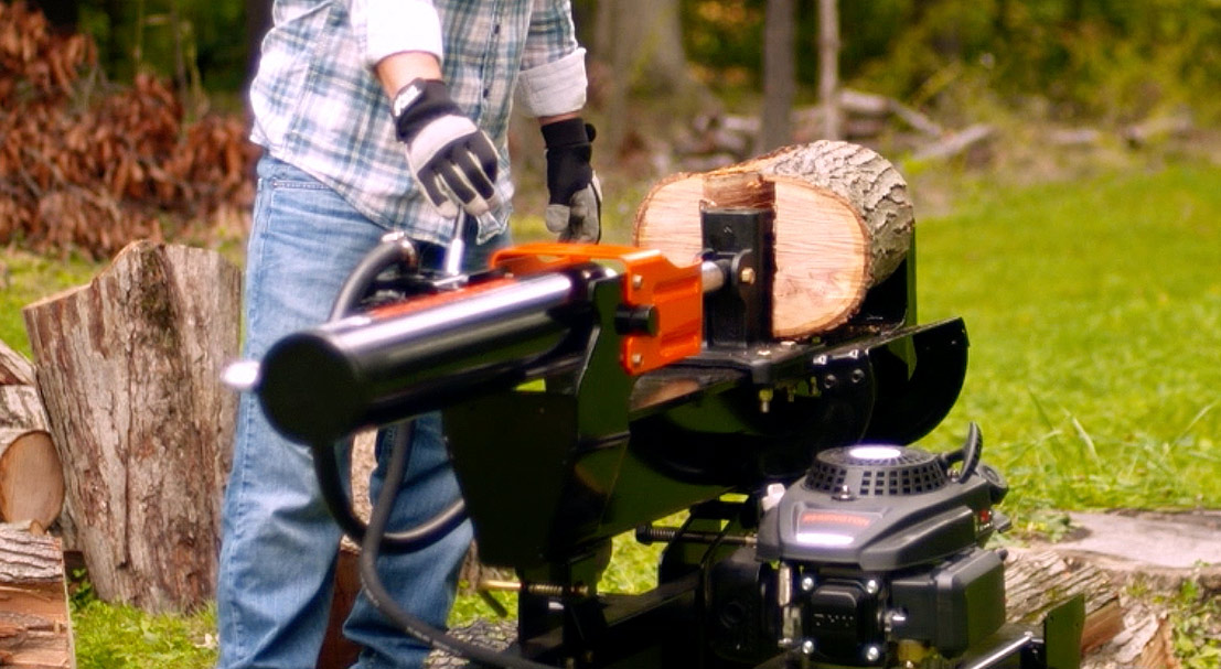 The Log Splitter: Intro to Modern Fireplace Feeding