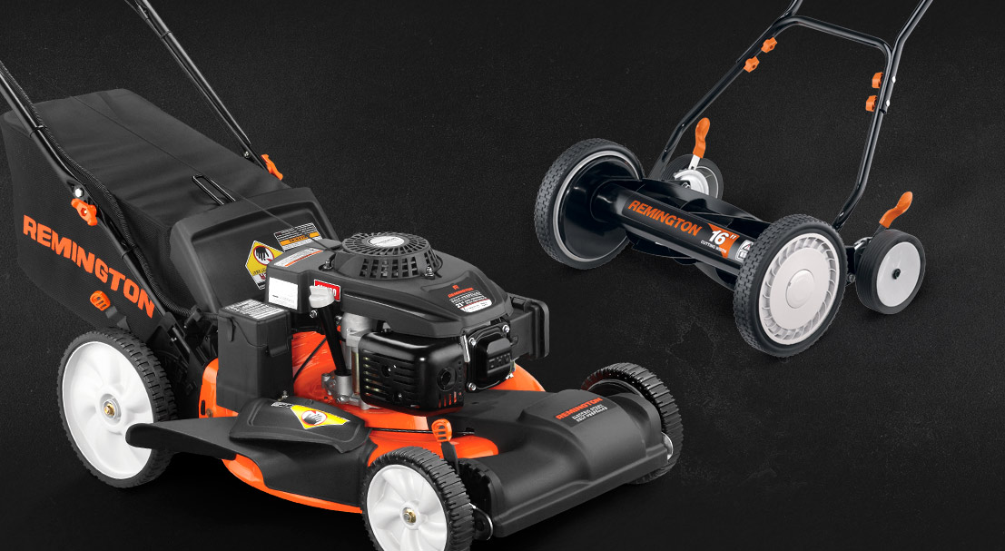 Choosing a Lawnmower: Which Mower is Right for you?