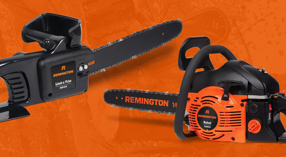Gas or Electric: Choosing the Best Chainsaw to Buy