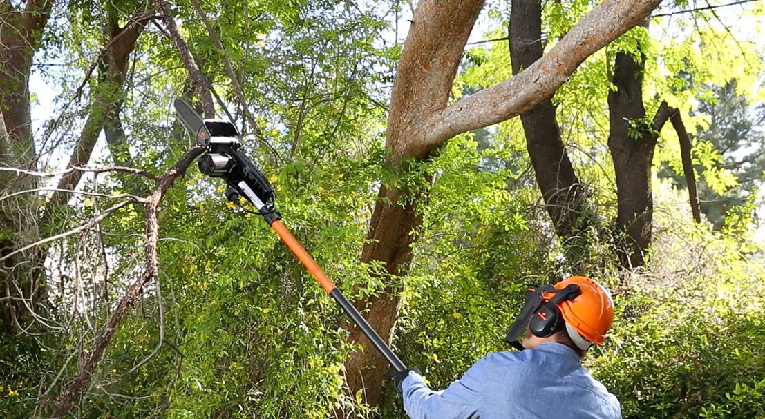Top 4 Reasons Your Electric Pole Saw Won't Start