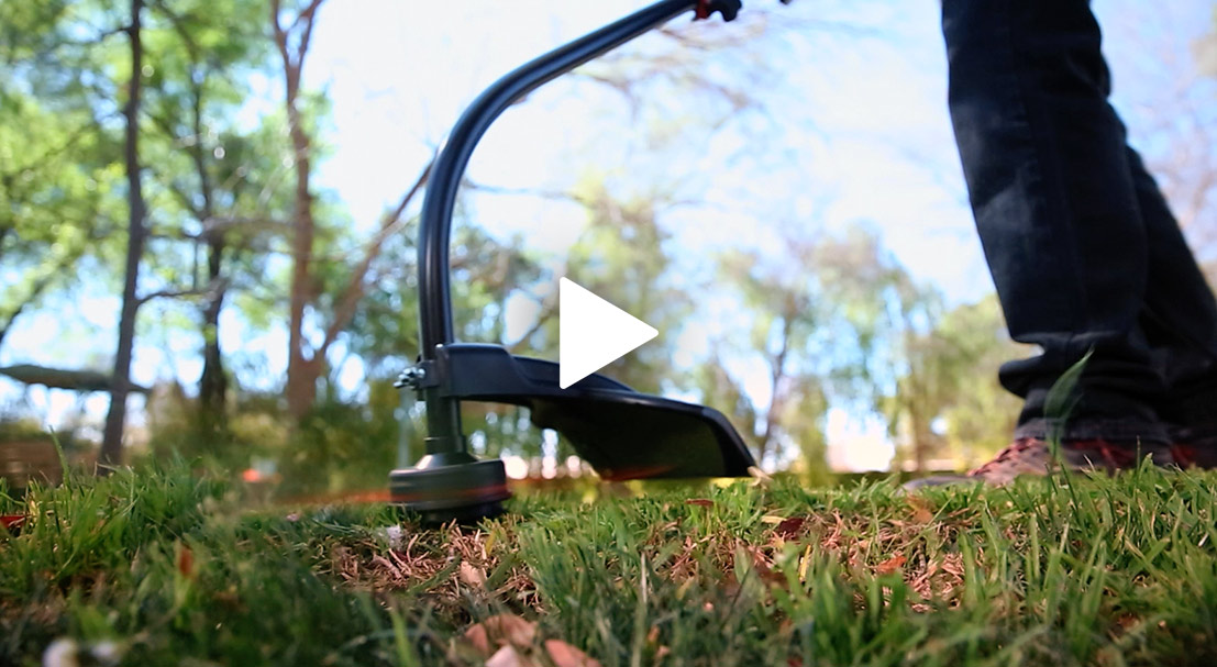 The String Trimmer: Taming Nature with a Tiny Plastic Whip