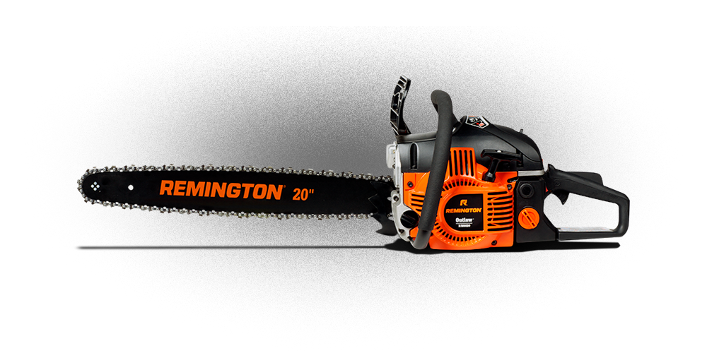 20 inch gas powered chainsaw remington rm4620 outlaw rm4620 greentooth Gallery