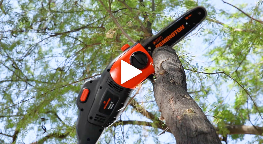 The Remington RM1035P: The Pole Saw That Does It All